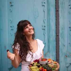 Kocsis Dóra: Helyi, idény, vegetáriánus Zero waste konyha